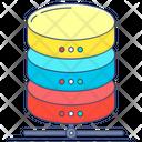 Data Storage Database Data Center Icon