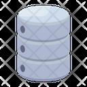 Database Data Storage Datacenter Icon