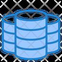 Database Server System Icon
