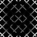 Database Dataserver Server Rack Icon