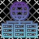 Database Server Web Icon