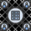 Database Server Access Icon