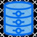 Database Internet Online Icon