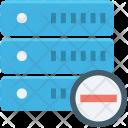 Database Network Server Icon