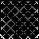 Database Hosting Seo Icon