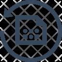 Database Document File Icon