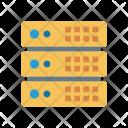 Mainframe Database Storage Icon