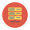 Database Storage Share Icon