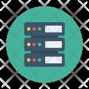 Mainframe Server Database Icon