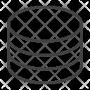 Data Storage Web Icon