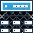 Database Server Data Icon