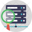 Database Analysis Icon