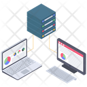 Database Analytics Icon
