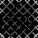 Database and Clod Icon