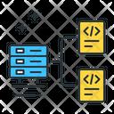 Database architecture Icon