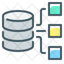 Architecture Structure Database Icon