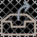 Database Arrow Icon