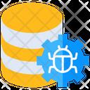 Database Bug Icon