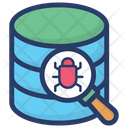 Database Bug Tracking Virus Finding Virus Search Icon
