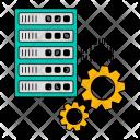Configuration Technology Data Icon