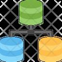 Database Server Database Connection Database Icon