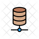 Database Storage Datacenter Icon