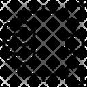 Network Server Storage Icon