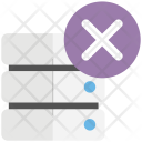 Database Deletion Icon