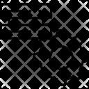 Database Development Cogwheel Icon