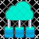 Database Distribution Icon