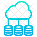 Database Distribution Icon