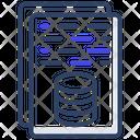 Database Documents Icon