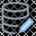 Database Edit Icon