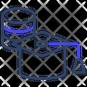 Database Education Icon