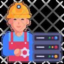 Database Engineering Icon
