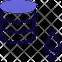 Database Ethereum Icon