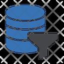 Filter Database Sort Icon