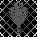 Database Data Analytic Icon