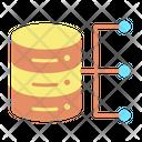 Database Flow Icon