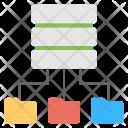 Database Folder Computer Icon
