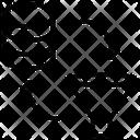 Database Funnel Icon