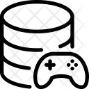 Database gaming Icon