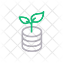 Database Growth Icon