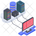 Database Hosting Icon