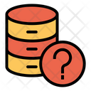Database Info Database Support Database Query Icon
