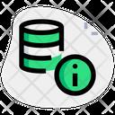 Database Information Icon