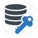 Key Lock Database Icon