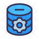 Database Maintenance Icon