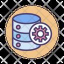 Database Management Management Database Icon
