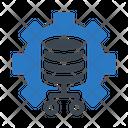 Database Server Setting Icon